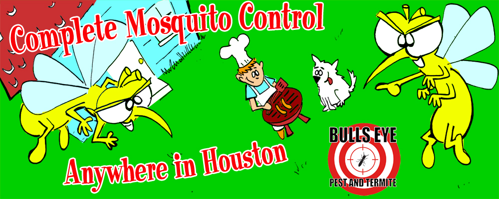 Houston Mosquito Control